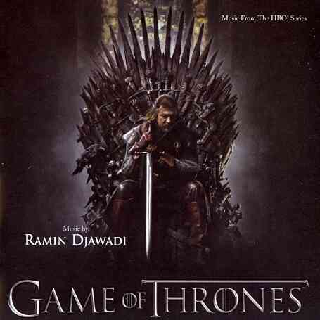 GAME OF THRONES (OST) BY DJAWADI,RAMIN (CD)